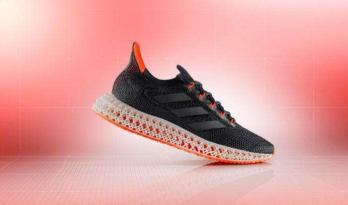 3Д новинка от Adidas