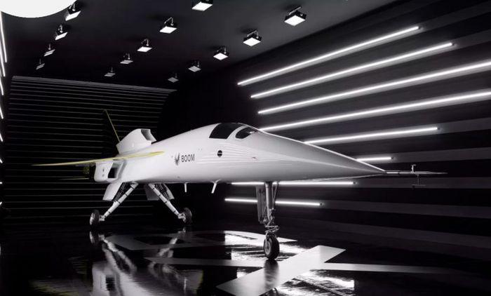 Летать быстрее скорости звука!