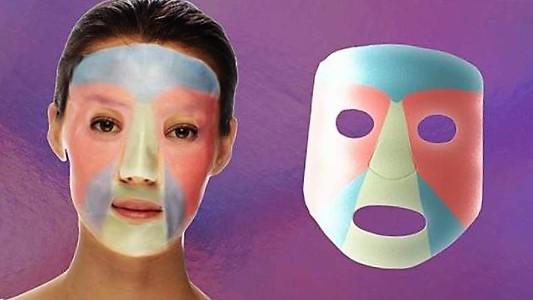 Персональная 3Д маска