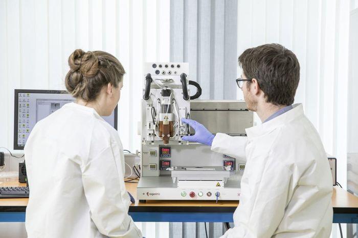 Платформа тканевой инженерии