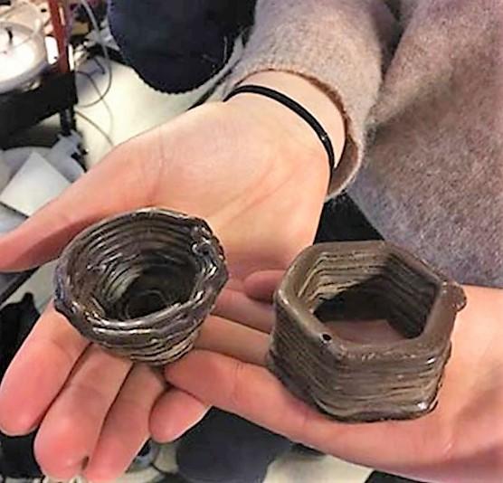 Шоколадный 3Д принтер