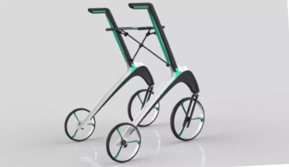 3Д ходунки для пожилых людей