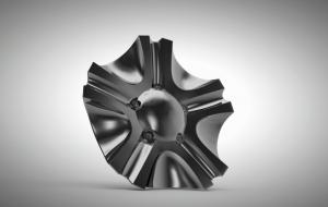 3D моделирование диска автомобиля