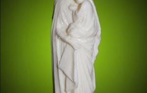 Богородица высотой 15 см из PLA