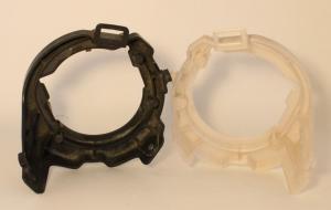 3D печать фары Nissan