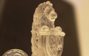 Ювелирная 3D печать технологией PoliJet