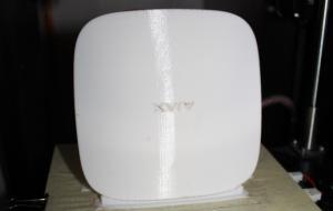 Крышка на пластиковый корпус.