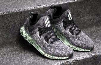 Новинка от Adidas на 3Д принтере