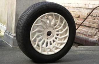 Новый прототип 3Д колеса