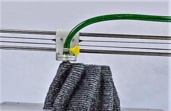 Бумажный 3D принтер