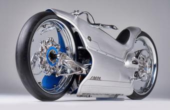 3Д шасси для мотоцикла