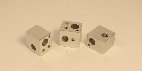 Алюминиевый блок 16 x 16 x 12