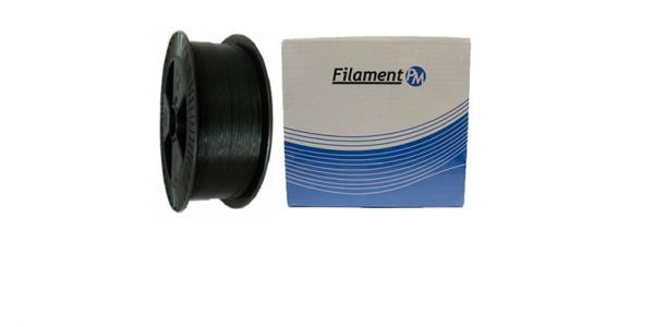 PETG black (черный) нить для 3D принтера