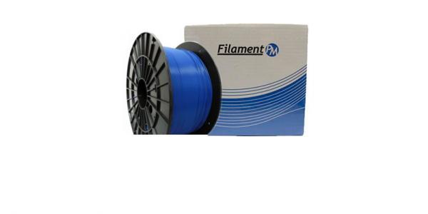 PETG blue (синий) филамент для 3D принтера