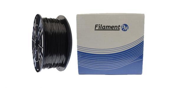 """PLA пластик для 3Д принтера 1.75мм """"Filament-PM"""" (черный)"""