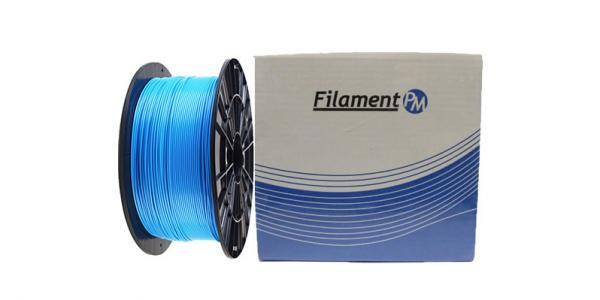 "PLA пластик для 3Д принтера 1.75мм ""Filament-PM"" (голубой)"