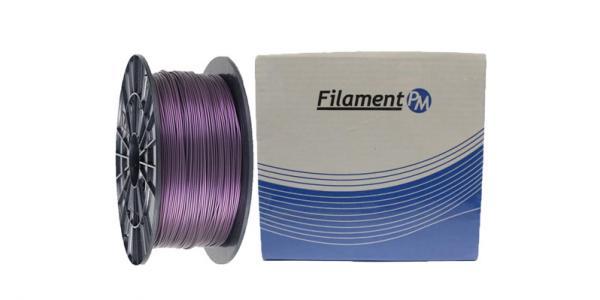 """PLA пластик для 3Д принтера 1.75мм """"Filament-PM"""" (темно-фиолетовый)"""