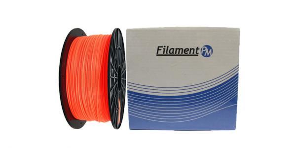 """PLA пластик для 3D принтера 1.75мм """"Filament-PM"""" (оранжевый)"""