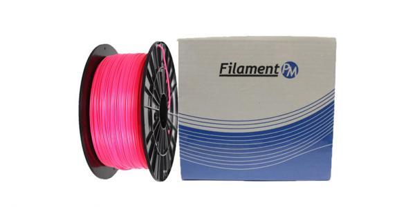 PLA пластик для 3Д принтера 1.75мм розовый