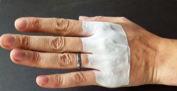 Индивидуальная 3Д повязка
