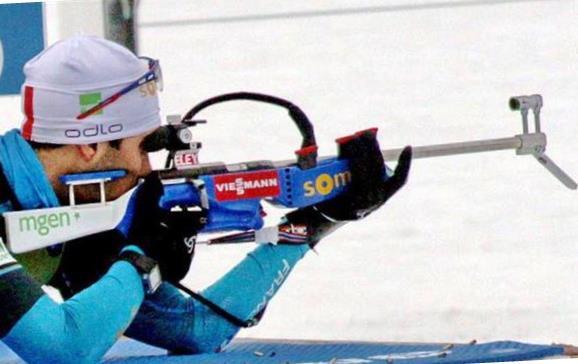 3Д винтовка на Зимней Олимпиаде 2018