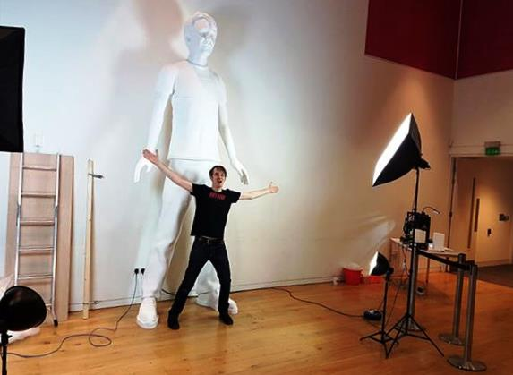3D скульптура стала рекордсменом